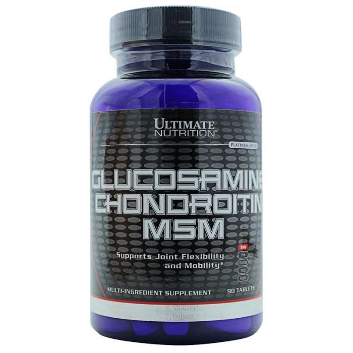 Glucosamine Chondroitin MSM (90 таблетс)